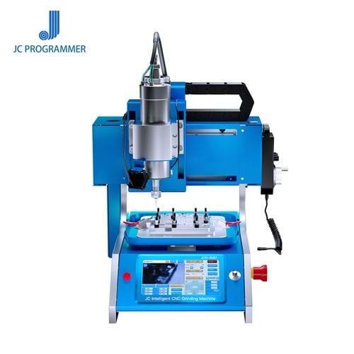 JC EM01 CNC MACHINE GRIDDING